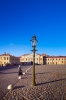 Saint Petersburg, Russia. 11 March 2014. The courtyard of Peter and Paul Fortress. © Igor Ilyutkin