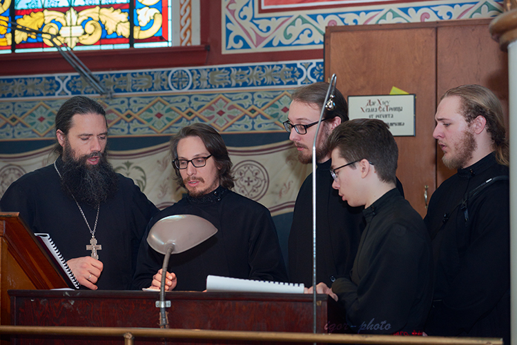 Choir of Jordanville seminary